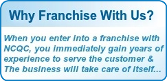 Franchise with NCQC